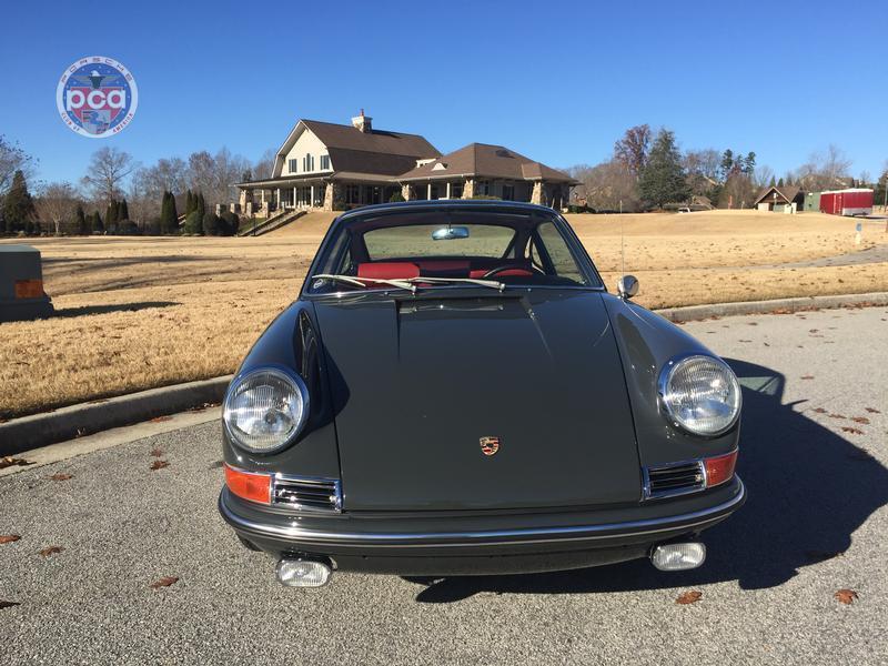 Slate Grey (Rennbow) | Porsche Club of America Color Wiki