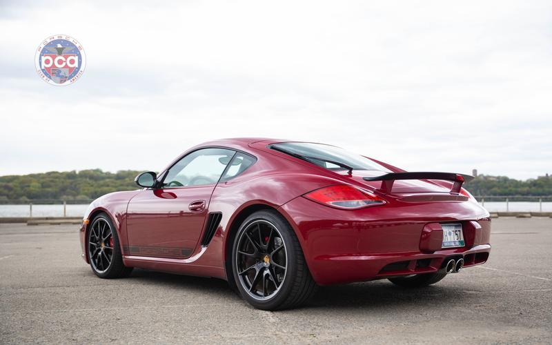 Gts Red Rennbow Porsche Club Of America Color Wiki